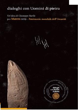 Rete Sarda dei Musei e dei Luoghi delle Statue Menhir - Matera 2019 - 'Dialoghi con uomini di pietra'